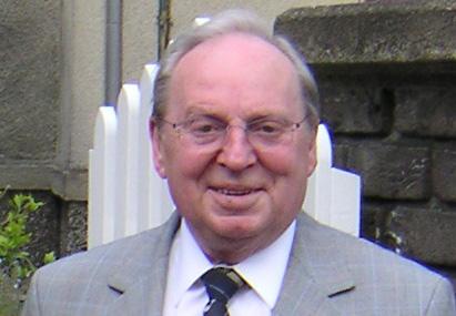 Gründervater Hans Krämer