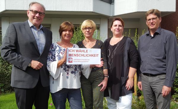 Führungsteam Caritasverband Lünen-Selm-Werne e.V.