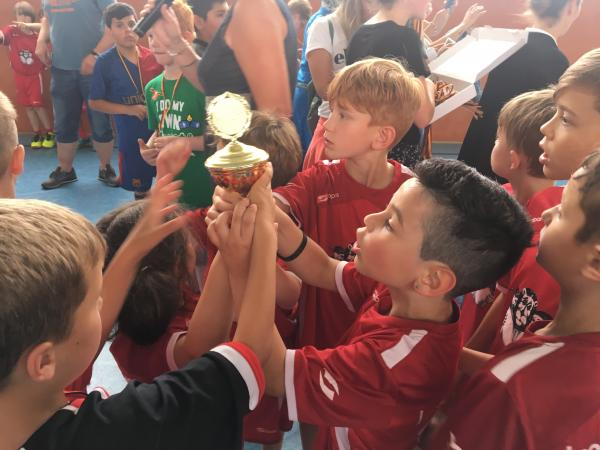 Fußballturnier der Offenen Ganztagsschulen