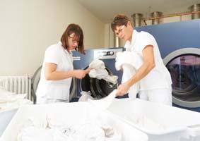 Wäscherei & Wäscheservice