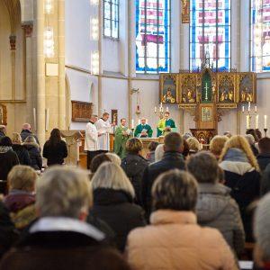 Gottesdienst in der Marienkirche
