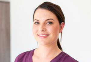 Sabrina Becker, Pflegefachkraft