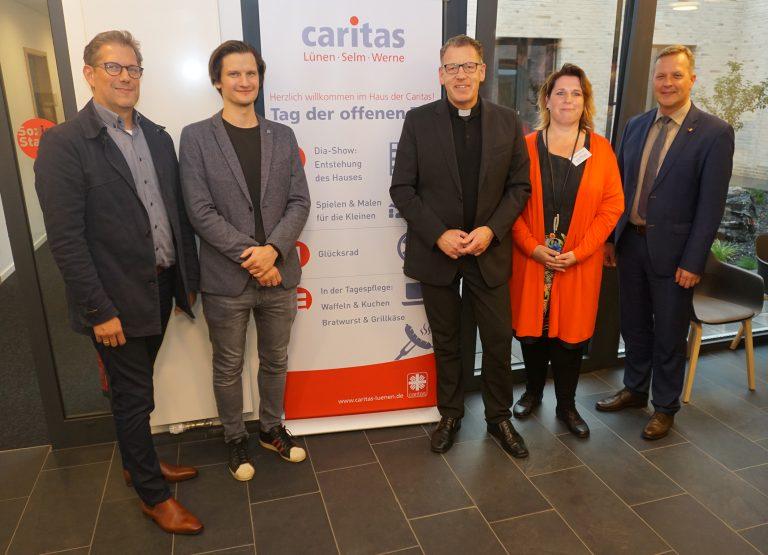 Tag der offenen Tür im Haus der Caritas